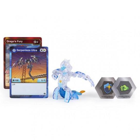 Bakugan.Battle planet: ігровий набір з одного ультра бакугана Serpenteze Diamond