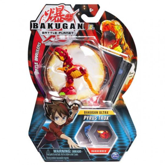 Bakugan Battle Planet: Ультра бакуган Трокс Пайрус