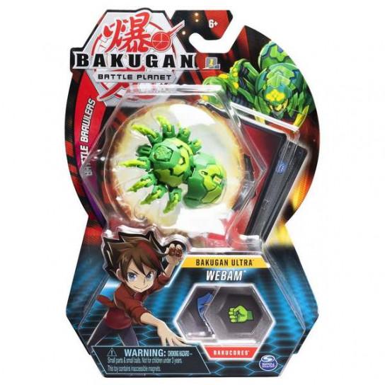 Bakugan Battle Planet: Ультра бакуган Вебам Вентус