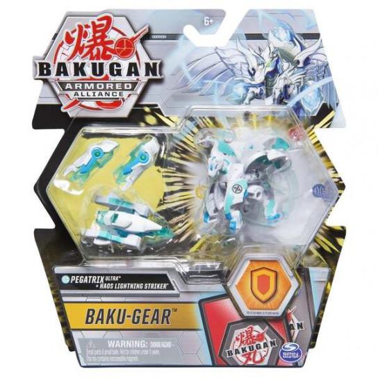 Bakugan Armored Alliance: Боевой Ультра бакуган с оружием Пегатрикс