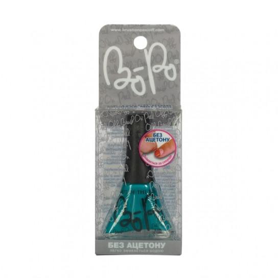 BoPo: Лак для ногтей в упаковке (бирюзовый)