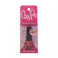 BoPo: Лак для ногтей в упаковке (розовый)