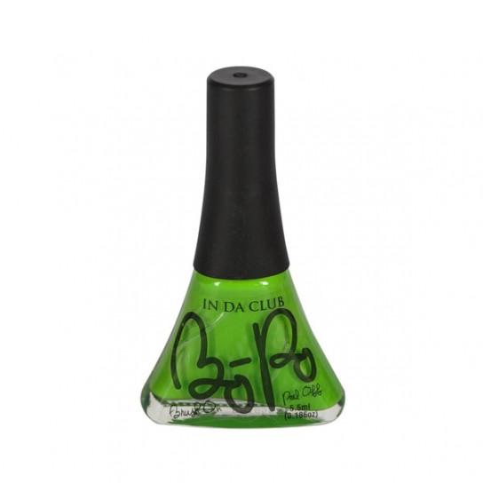 BoPo: Лак для ногтей в упаковке (зелёный)