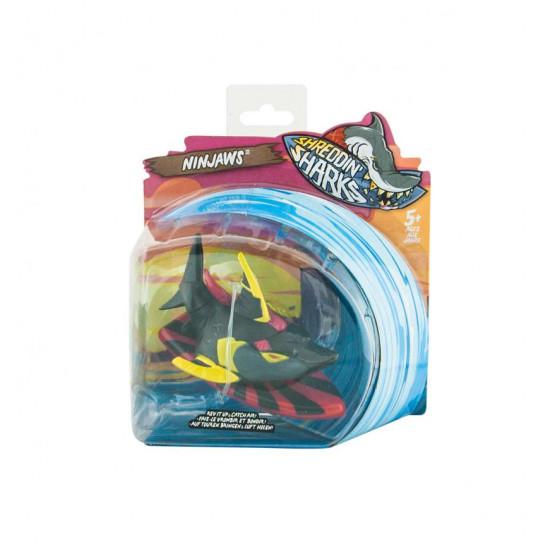 Фингерборд С Фигуркой Shreddin' Sharks - Ninjaws
