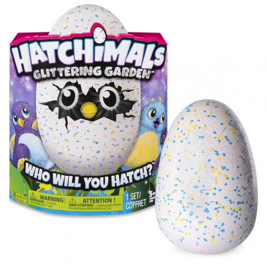Hatchimals: Гламурний Драко в яйці