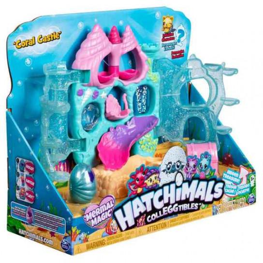 """Hatchimals: игровой набор """"Подводное королевство"""""""