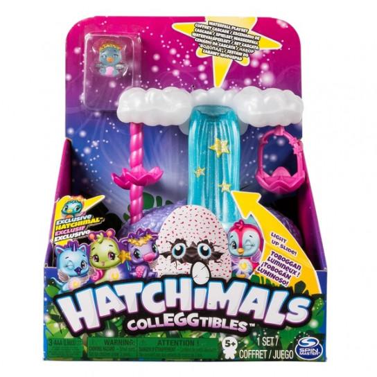 Hatchimals: игровой набор со световыми эффектами Сияющий водопад