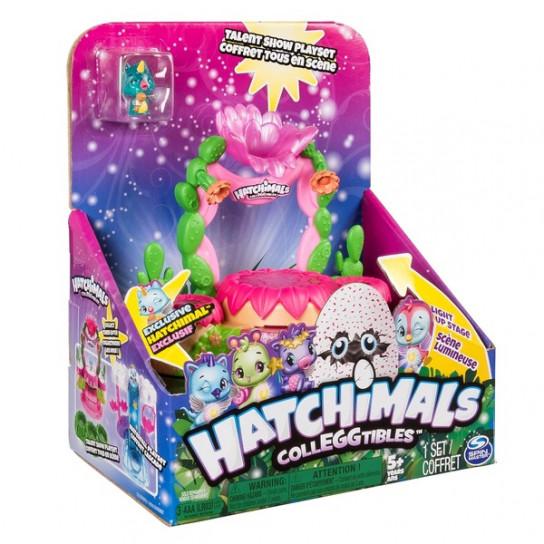 Hatchimals: игровой набор со световыми эффектами Талант шоу