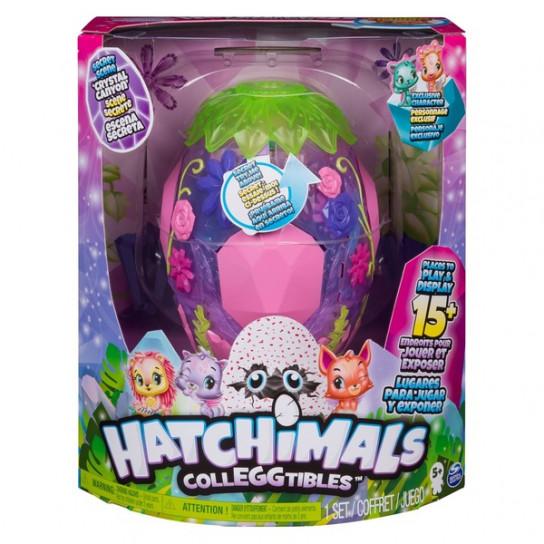Hatchimals: игровой набор Тайна хрустального каньона