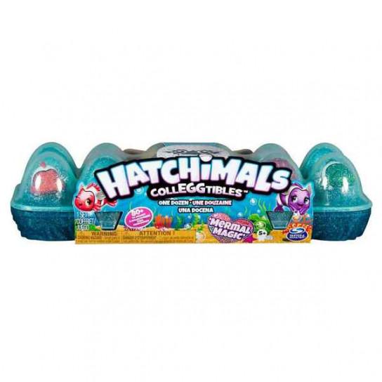 Hatchimals: коллекционный кейс из 12 фигурок в яйцах (сезон 5)