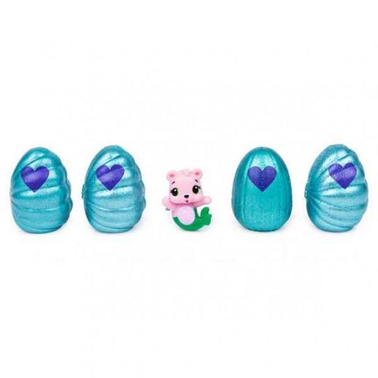 Hatchimals: набор из 4х фигурок в яйцах с бонусной фигуркой (сезон 5)