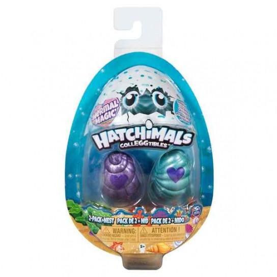 Hatchimals: набор из гнезда и 2х фигурок (сезон 5)