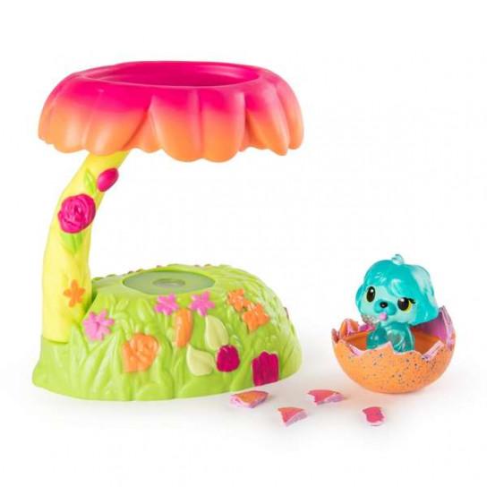 Hatchimals: набор из гнезда и фигурки в яйце (Яркий сад)