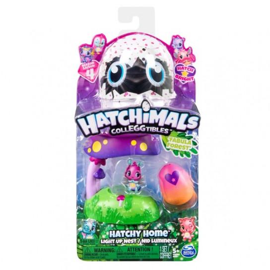 Hatchimals: набор из гнезда и фигурки в яйце (Сказочный лес)