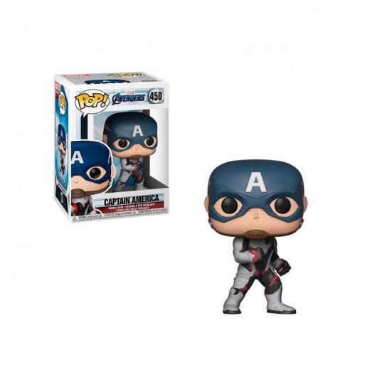 Игровая Фигурка Funko Pop! - Капитан Америка В Белом Костюме