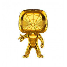 """Ігрова Фігурка Funko Pop! Серії Золотий Хром"""" - Залізний Павук"""""""