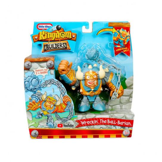 Игровая Фигурка-Трансформер Kingdom Builders – Бариан Разрушитель