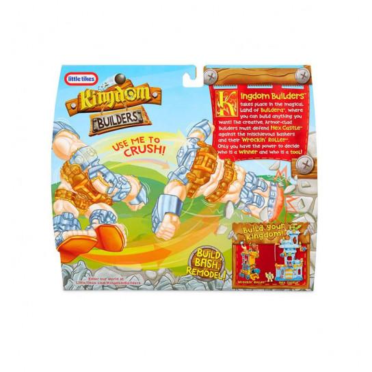 Игровая Фигурка-Трансформер Со Светом Kingdom Builders – Джей Джей Молоток