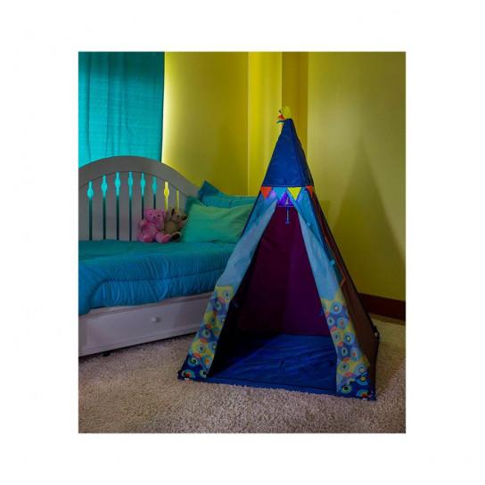 Игровая Палатка-Вигвам - Фиолетовый Типи