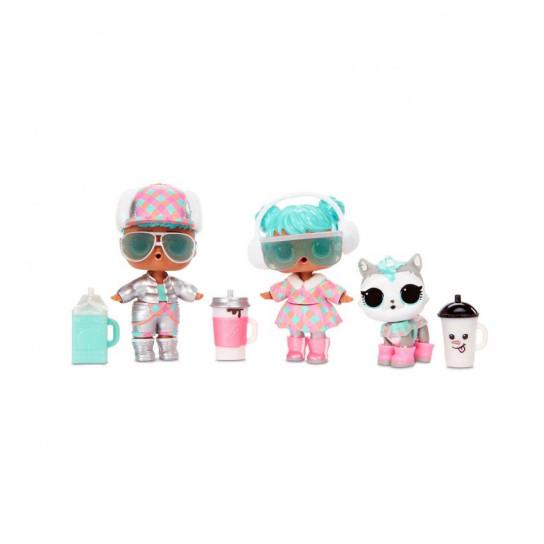 """Игровой меганабор с куклами L.O.L. SURPRISE! серии """"Winter Disco"""" - ЗИМНИЙ ОСОБНЯК"""