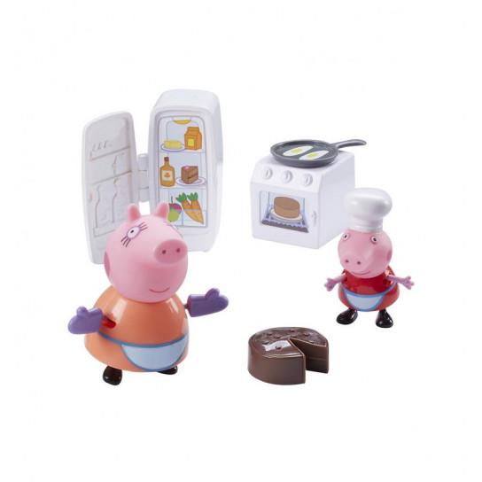 Игровой Мини-Набор Peppa - Кухня Пеппы