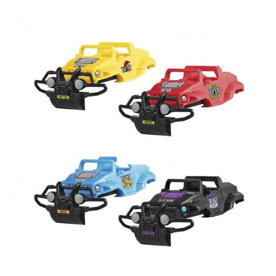 Игровой набор Crash Car на р/у - Битва Команд