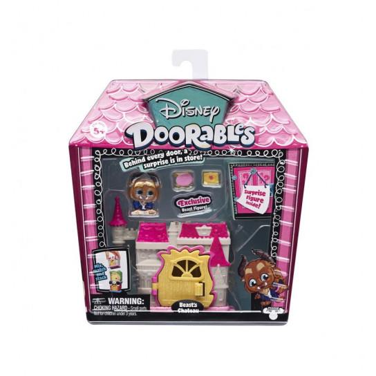 Игровой Набор Disney Doorables - Красавица И Чудовище