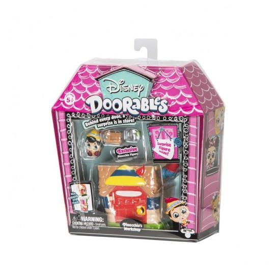 Игровой Набор Disney Doorables -Пиноккио