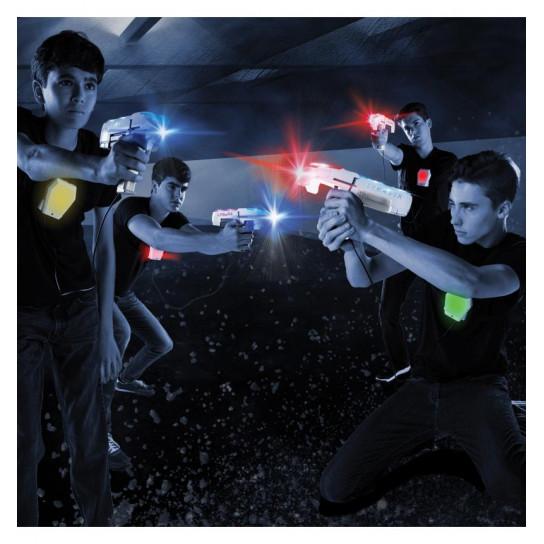 Игровой Набор Для Лазерных Боев - Laser X Для Двух Игроков
