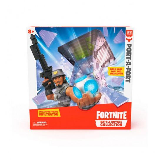 Игровой Набор Fortnite - Форт - Порт