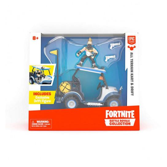 Игровой Набор Fortnite - Гольф Карт