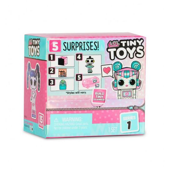 """Игровой набор L.O.L SURPRISE! серии Tiny Toys"""" - КРОШКИ"""""""