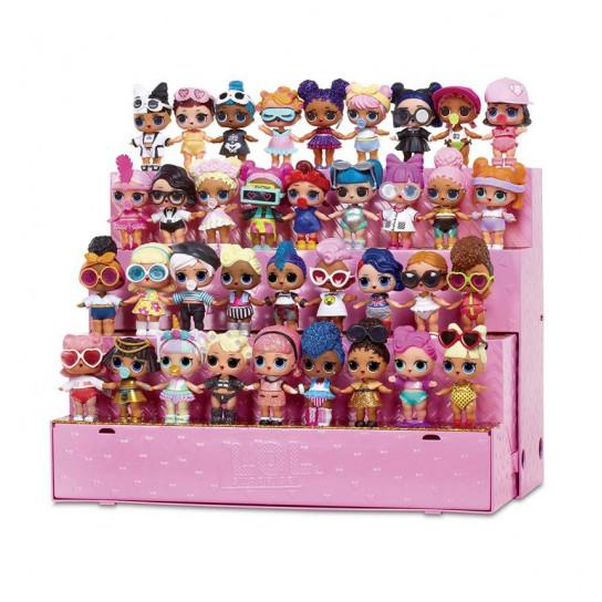 Игровой набор L.O.L. - МОДНЫЙ ПОДИУМ 3-в-1 (эксклюзивная кукла в комплекте)