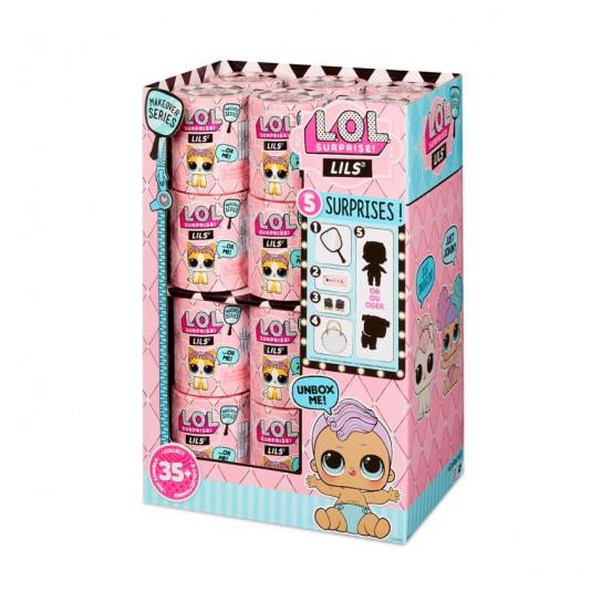 """Игровой набор L.O.L. S5 W2 серии """"Lil's"""" - МАЛЫШИ (в ассорт., в дисплее)"""