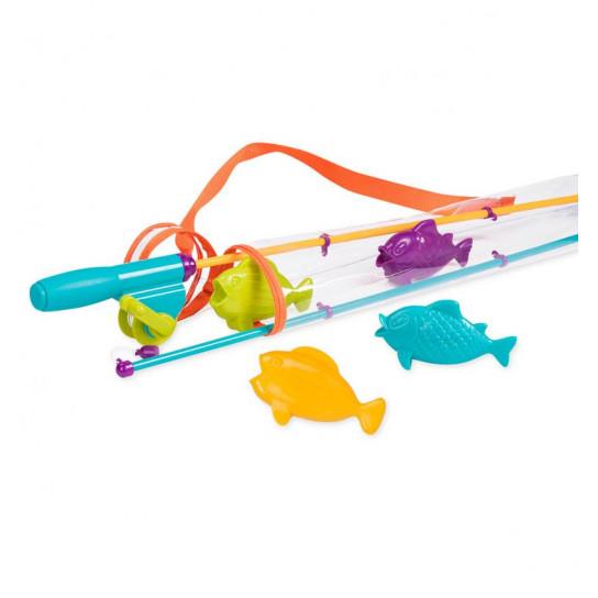 Игровой Набор - Магнитная Рыбалка