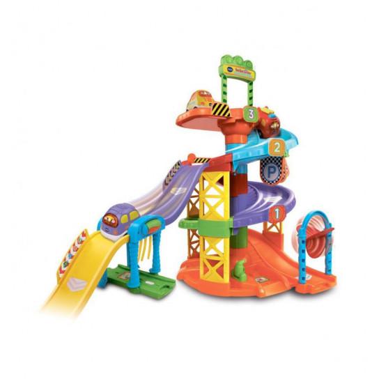 Игровой Набор - Парковочная Башня