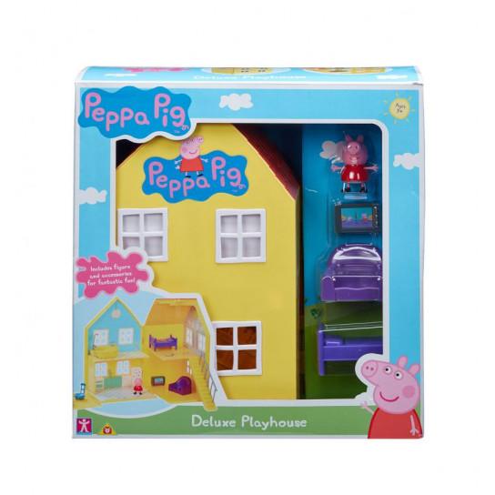 Игровой Набор Peppa - Дом Пеппы Делюкс