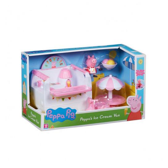Игровой Набор Peppa - Фургончик С Мороженым