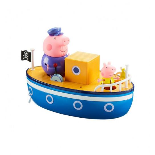 Игровой Набор Peppa - Морское Приключение new