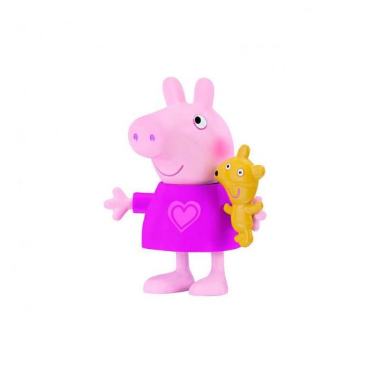 Игровой набор Peppa - МУЗЫКАЛЬНАЯ ПЕППА-МОДНИЦА (звук, одежда, аксессуары, фигурка 13 см)