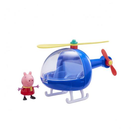 Игровой Набор Peppa - Вертолет Пеппы