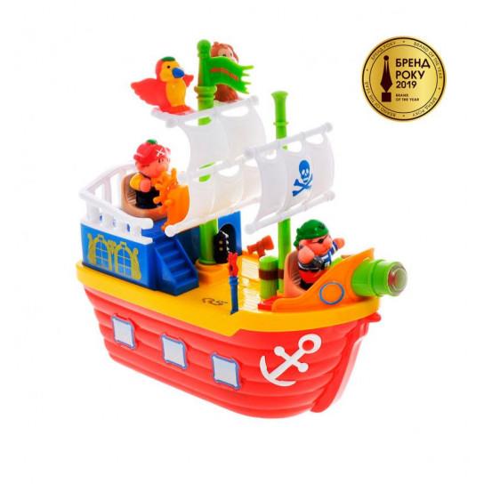 Игровой Набор - Пиратский Корабль