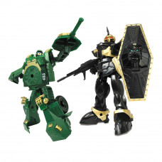 Ігровий Набір - Робот-Трансформер, Танк, Воїн