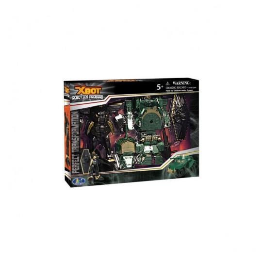 Игровой Набор - Робот-Трансформер, Танк, Воин