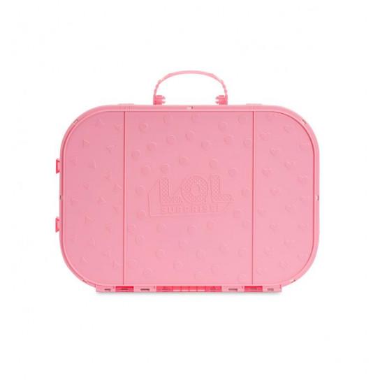 Ігровий набір з екслюзивною лялькою L.O.L. SURPRISE! – ПОКАЗ МОД (ніжно-рожевий)