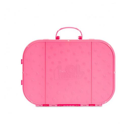Игровой набор с эксклюзивной куклой L.O.L. SURPRISE! – ПОКАЗ МОД (ярко-розовий)