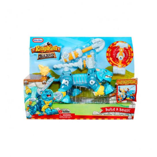Игровой Набор С Фигуркой Kingdom Builders - Свирепый Тигр