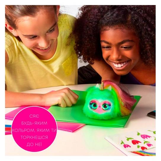 Игровой Набор С Интерактивным Единорогом Pomsies Lumies - Пикси