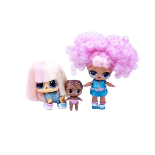 Ігровий набір з ляльками L.O.L. - МЕГА-СЮРПРИЗ