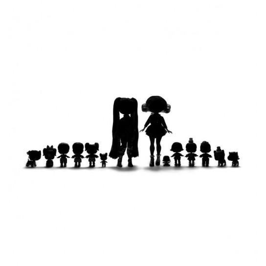 Игровой набор с куклами L.O.L. SURPRISE! - УДИВИТЕЛЬНЫЙ СЮРПРИЗ